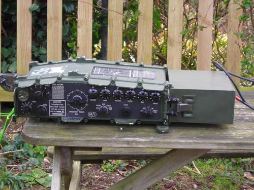 Clansman RT320 Radio Mounting Bars
